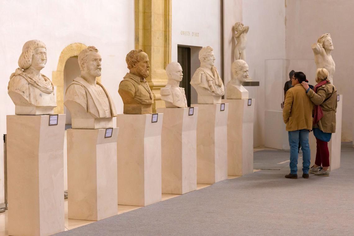 Musée de La Chartreuse - Douai - Beaux-Arts - Sculptures - Douaisis - Nord - France.jpg