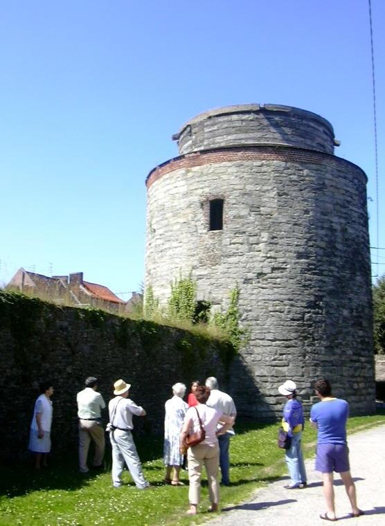 Condé-sur-l'Escaut-Le chateau fort de l'Arsenal ©D.BOUKLA.jpg