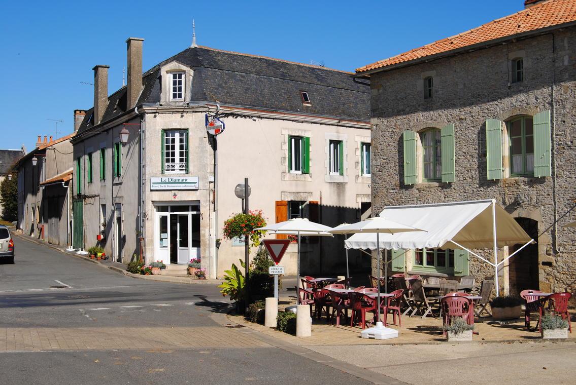 Hôtel Le Diamant - Mauprévoir ©Le Diamant.JPG