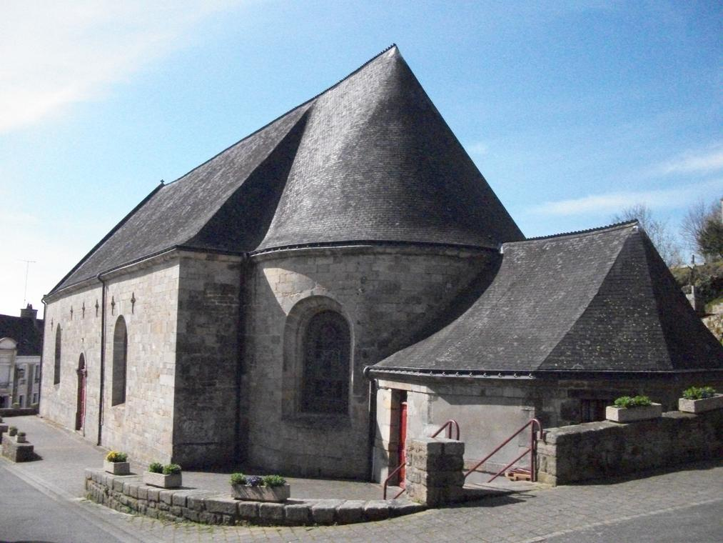 église Notre-Dame de la Fosse - Guémené - ©OTPRM (9).JPG