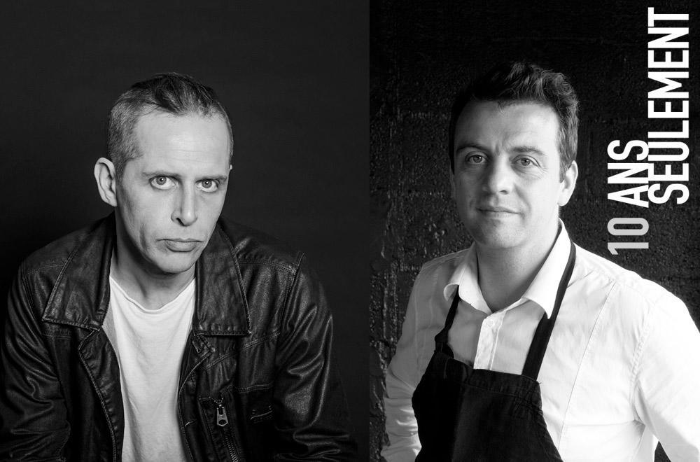 Johann Le Guillerm, Alexandre Gauthier, Duo gastronomique 8 du 3 au 6 avril.jpg