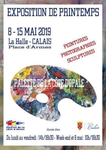 exposition de la Palette de la Cote d' Opale 8 au 15 mai.jpg