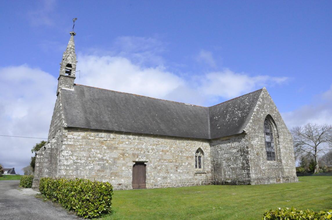 8 - chapelle St Maud+® - Guiscriff - -®OTPRM.JPG