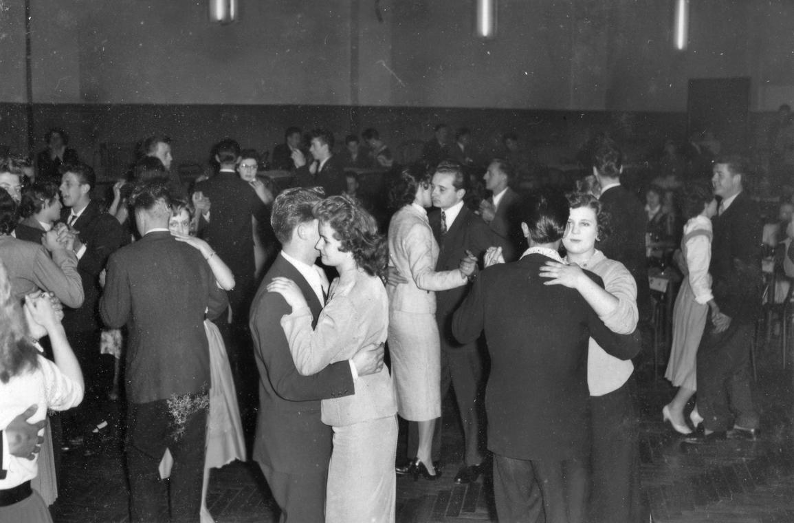 Banquet de Sainte Cécile de l'Harmonie des mines de Liévin, 4 décembre 1957 - C. Centre Historique Minier.jpg