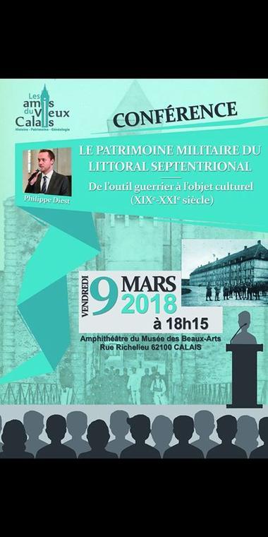 Conférence Le patrimoine militaire du littoral septentrional 9 mars.jpg
