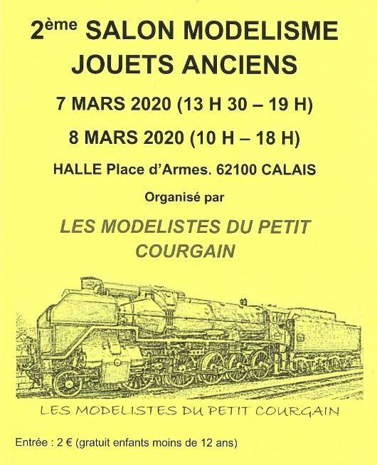 salon du modélisme 7 mars 2020 La Halle Calais.JPG
