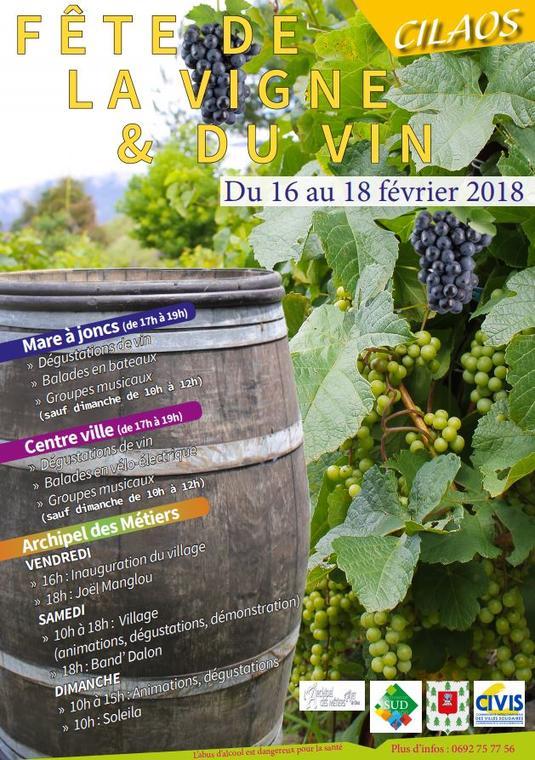 programme fête de la vigne et du vin cilaos 2018.JPG