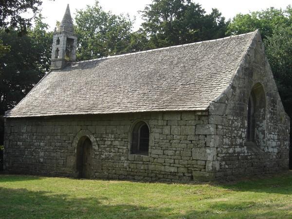 chapelle St Méen - Le Saint - Crédit photo OTPRM.JPG