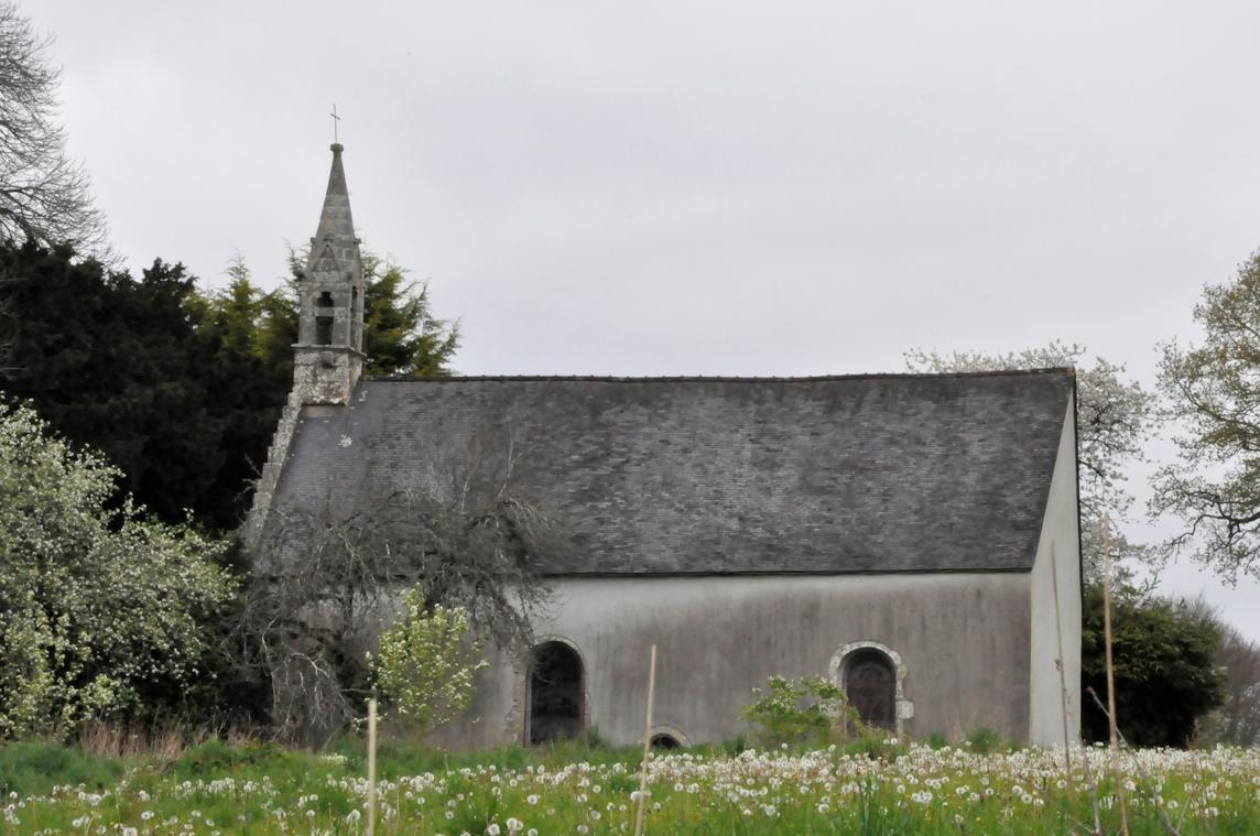 chapelle st-Gilles - Le Saint - ©OTPRM (1).JPG
