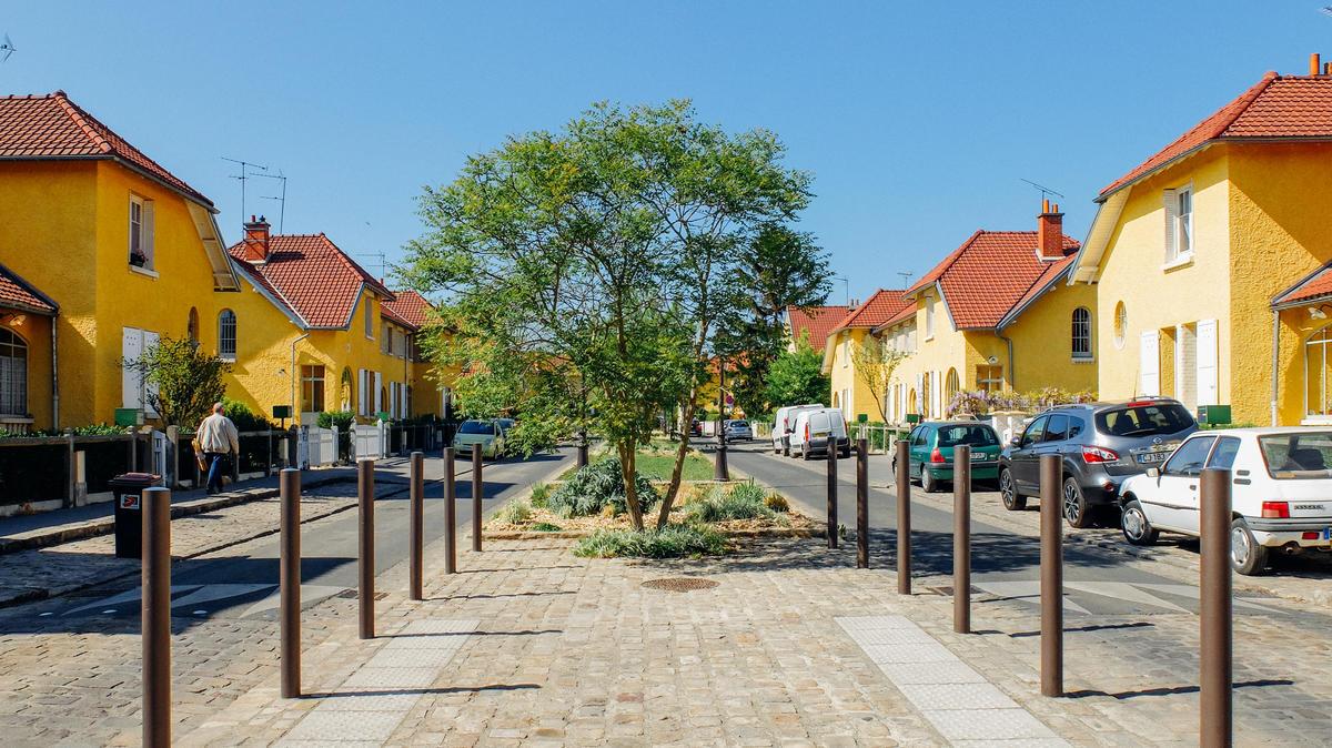 Cité jardin Stains
