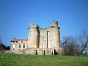 Château de la Messelière - Queaux ©Mairie de Queaux.jpg