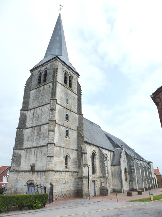 Amettes_(Pas-de-Calais,_Fr)_église_Saint-Sulpice,_tour.JPG