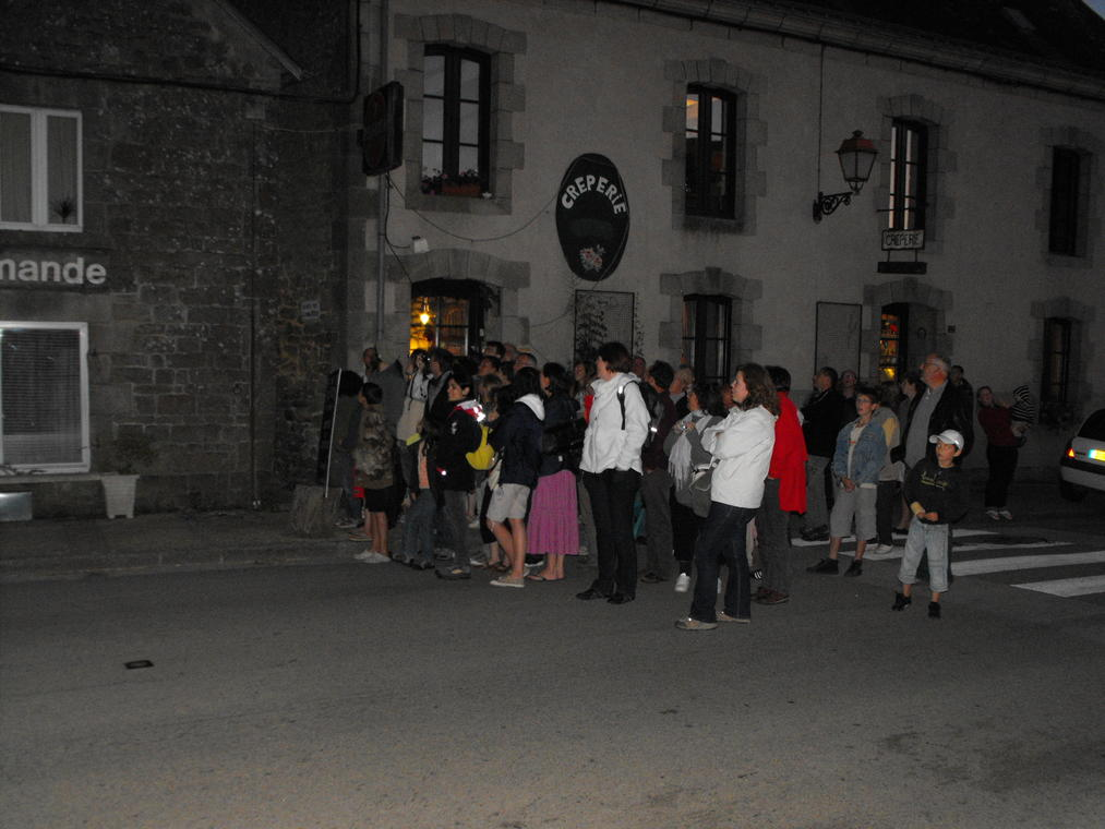 Kirofest (2015) - Kernascleden - Pays roi Morvan - Morbihan bretagne sud - CP Maison de la Chauve-souris (1).jpg