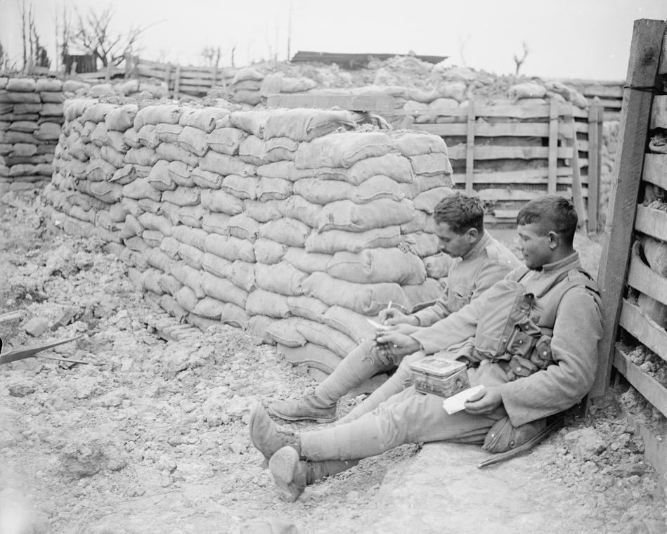 Centenaire Bataille Lys soldats portugais - Copyright IWM.jpg