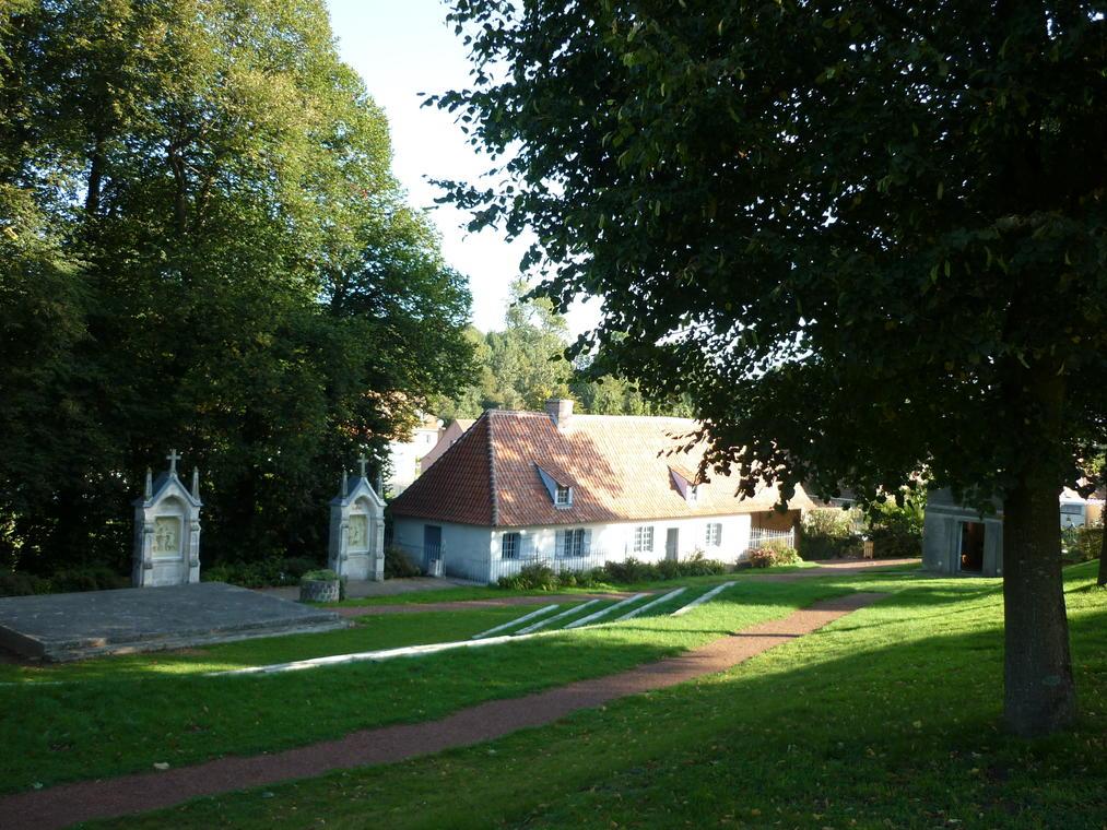 Amettes maison de saint benoit - Copyright Pas-de-Calais Tourisme.JPG