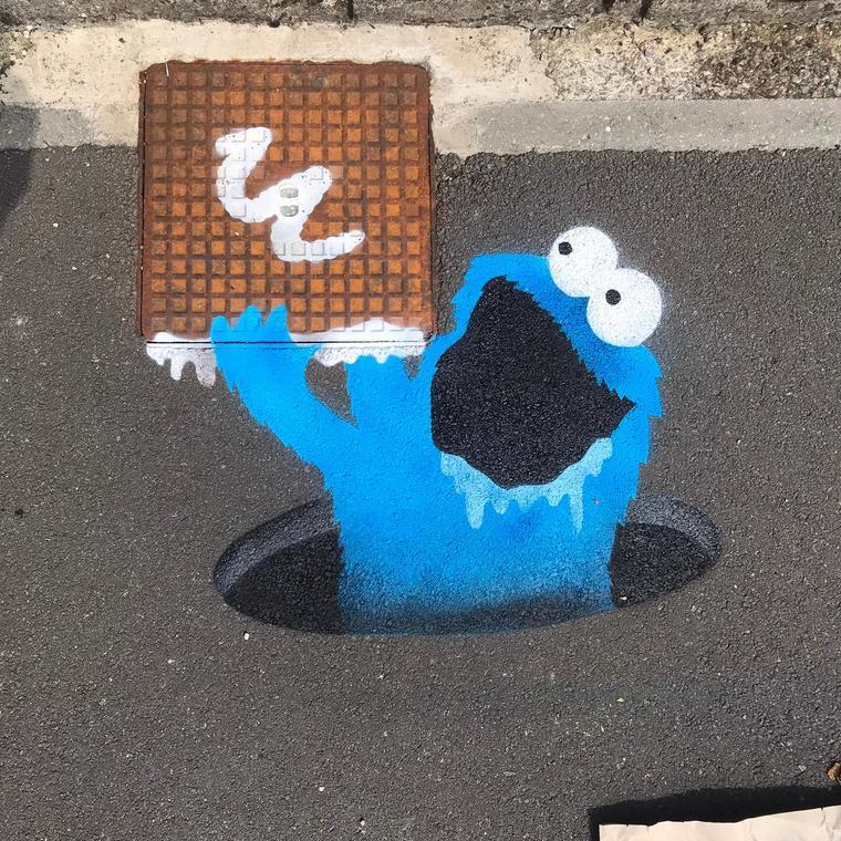 La gaufre 2 rue de Tourcoing Marles-les-Mines - Sandrine estrade boulet.jpg
