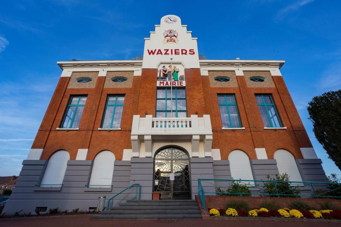 Mairie de Waziers- Douaisis-Nord-France (c) ADLanglet.jpg