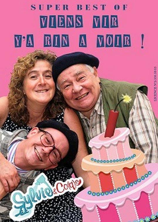 WEEK END Patoisant VIENS VIR Y'A RIN A VOIR de Sylvie and CO(Q)S.jpg