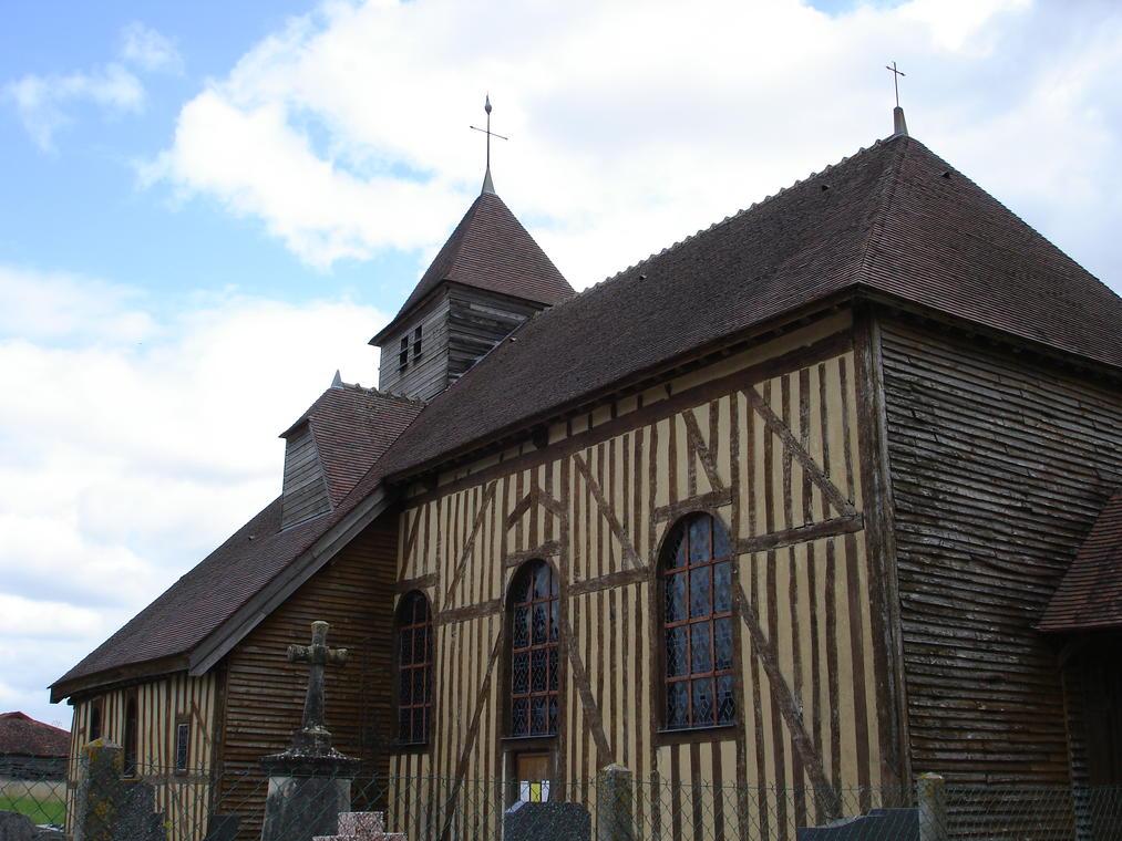 Eglise St Leger sous Margerite - crédit CDTAUBE.JPG