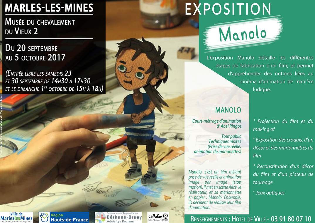affiche exposiiton Manolo week-end.jpg