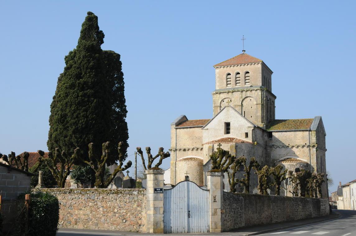 Eglise St Paixent - L'Isle Jourdain - ©Béatrice Guyonnet.JPG