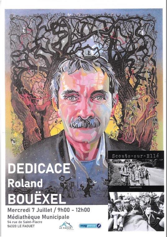 dedicace roland bouexel médiathèque le Faouët.jpg