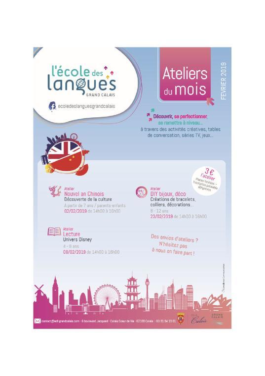 L'Ecole des Langues ateliers en février.jpg