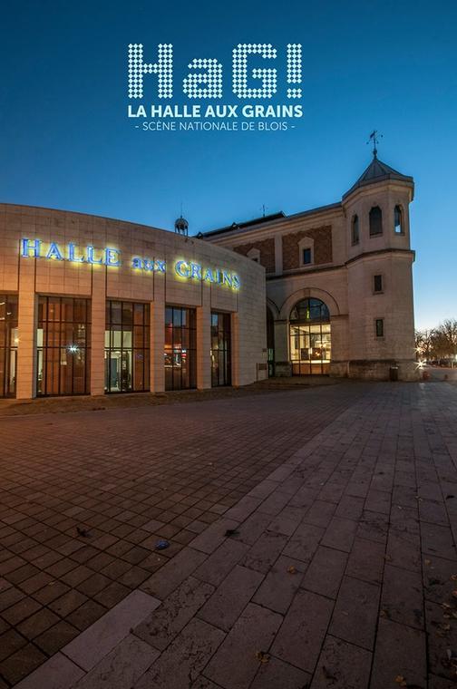 La Halle aux Grains - Scène nationale à Blois