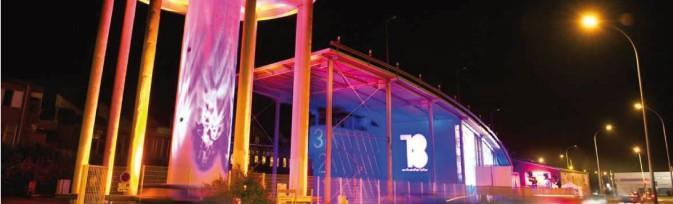Salle de concert le Chato'do à Blois