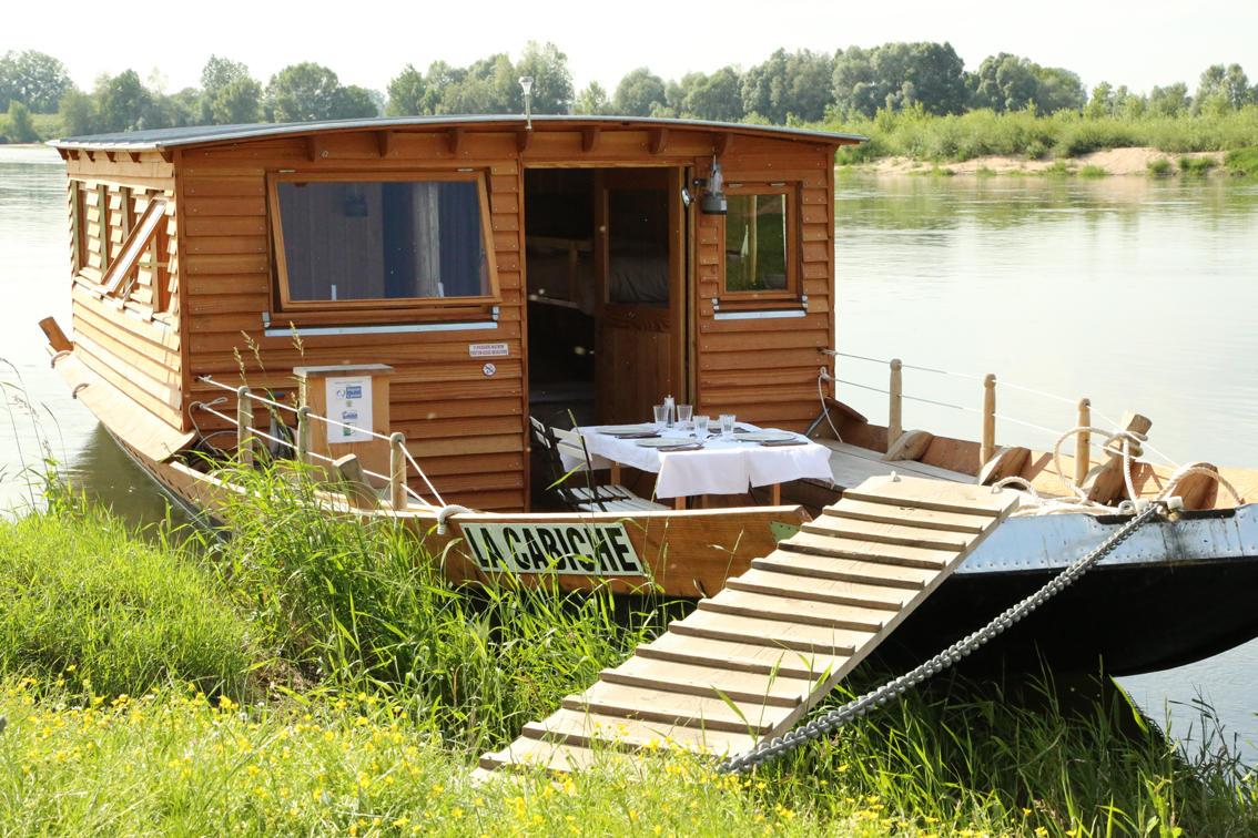 Gîte sur la Loire  La Cabiche à Saint-dyé-sur-Loire à coté de Chambord
