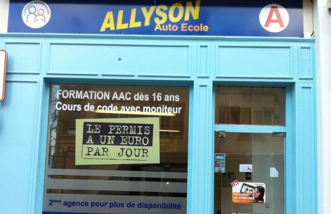 Auto école Allyson - de gaulle.JPG