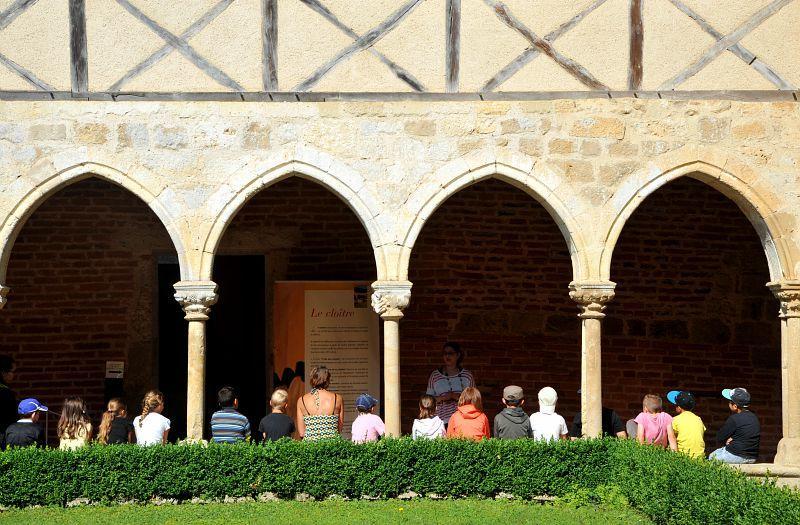 Les Douces heures Estivales à l'Abbaye de Flaran