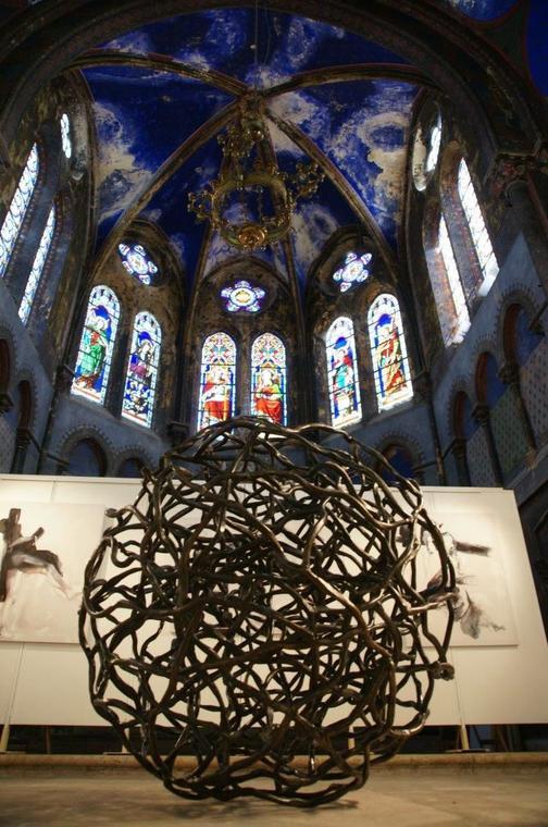 Exposition à l'Espace St Michel