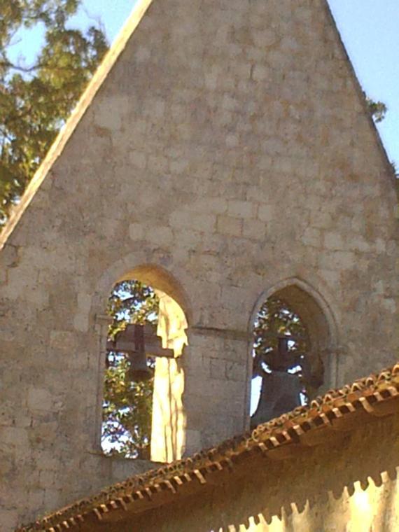 Chapelle de Luzanet