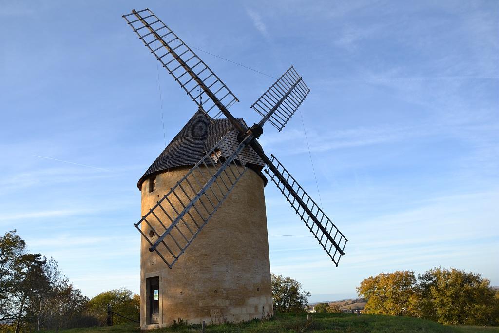 Moulin de Gensac