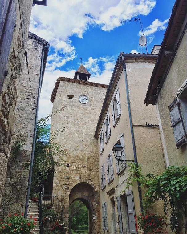 Village de Fourcès