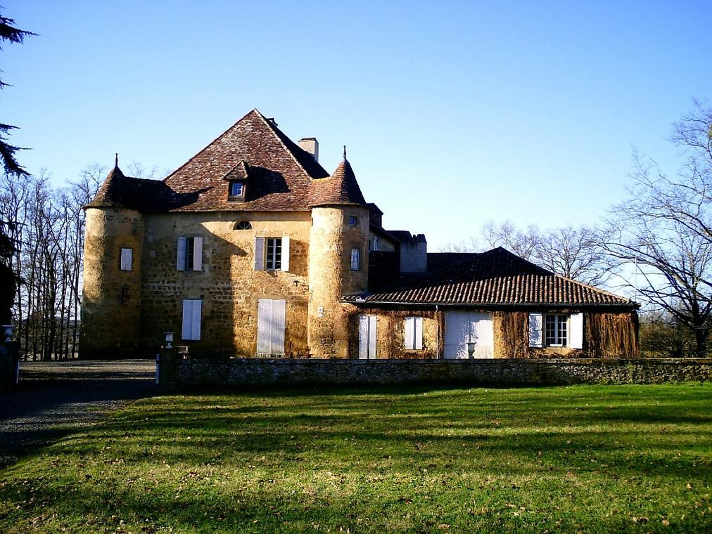 château de Sabazan