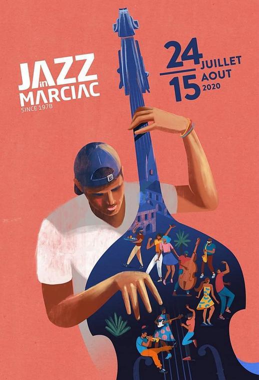 Festival Jazz in Marciac 2020