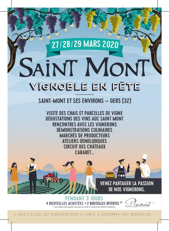 Saint Mont en fête
