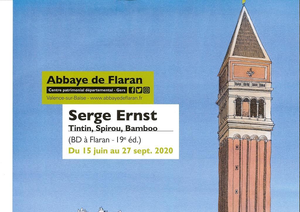 Exposition Serge Ernst