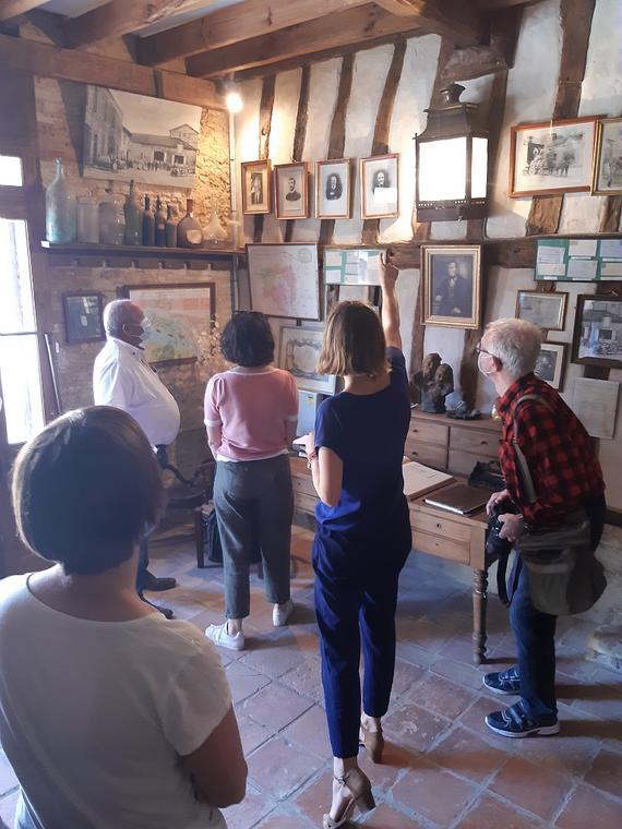 Visite et dégustation chais d'Armagnac