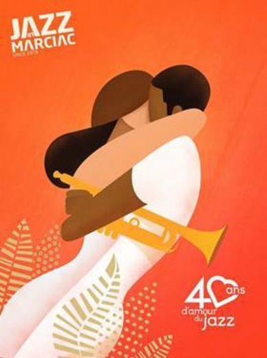 Exposition les 40 ans de Jazz in Marciac