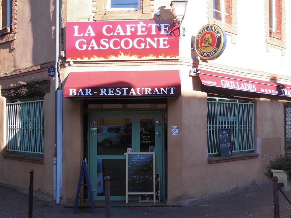La cafète Gascogne