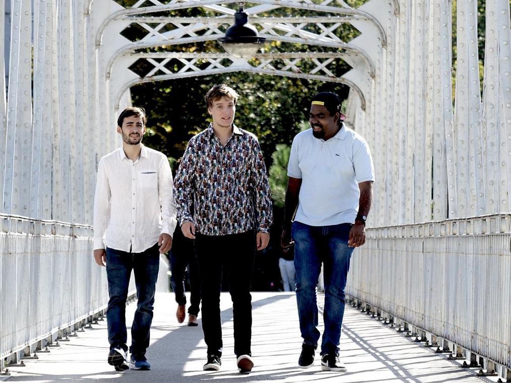 Etienne Manchon Trio