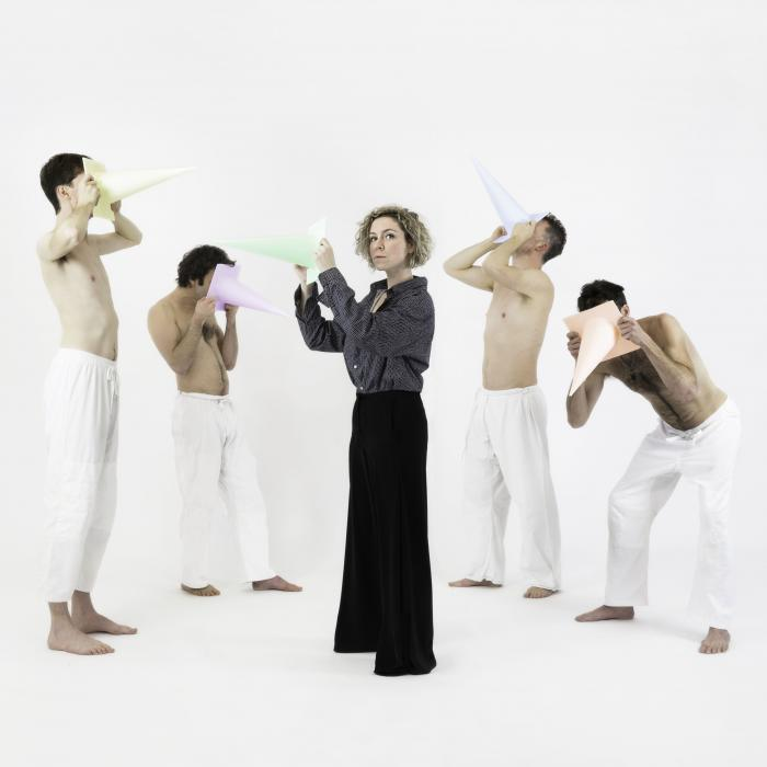 Laura Perrudin Quintet