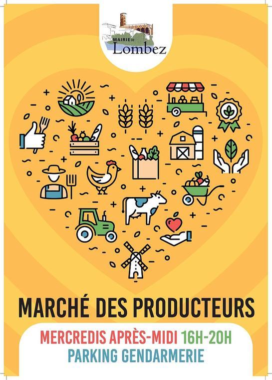 Marché producteurs