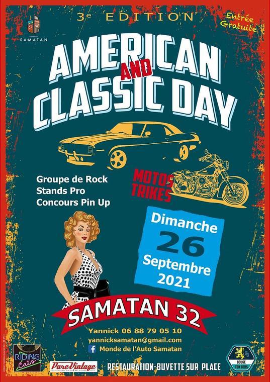 American classic day