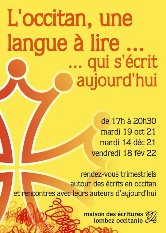Occitan une langue à lire...