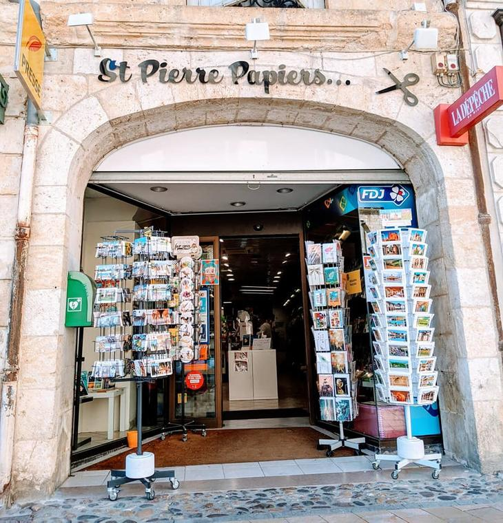 Saint-Pierre Papiers