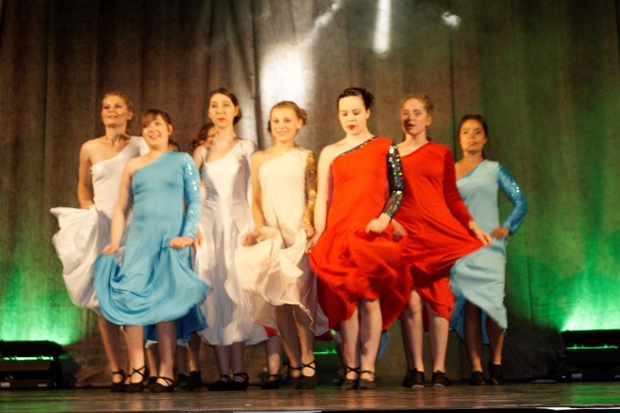 Atelier chorégraphique de danse de Ribemont bis